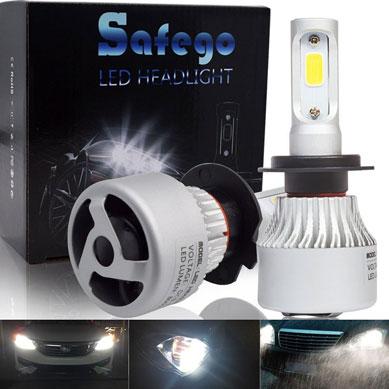 migliori lampade H7 LED auto e moto