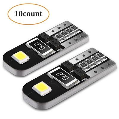 Quali sono le migliori luci W5W LED per auto