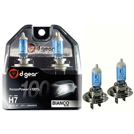 Come scegliere una lampadina H7 effetto xenon per auto