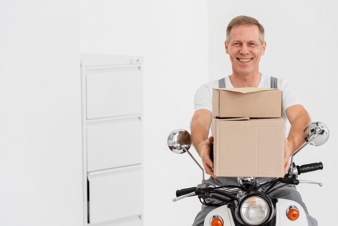 Melhores motos para trabalhar com delivery