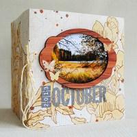 Viikko lokakuussa 2013 -minialbumi vaihe vaiheelta