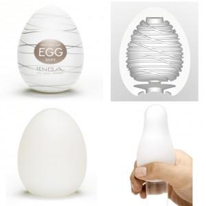 Tenga Eggs Silky