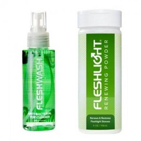Fleshlight FleshWash / Poeder