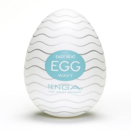 Tenga Eggs Wavy