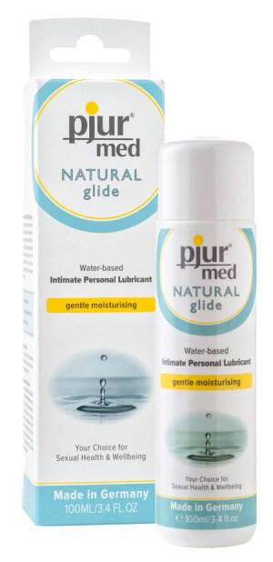 Pjur Med – Natural glide 100ml