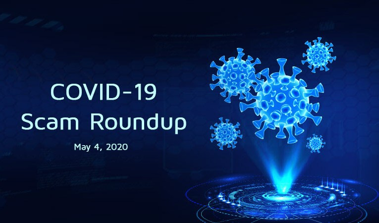 COVID-19 Scam Roundup