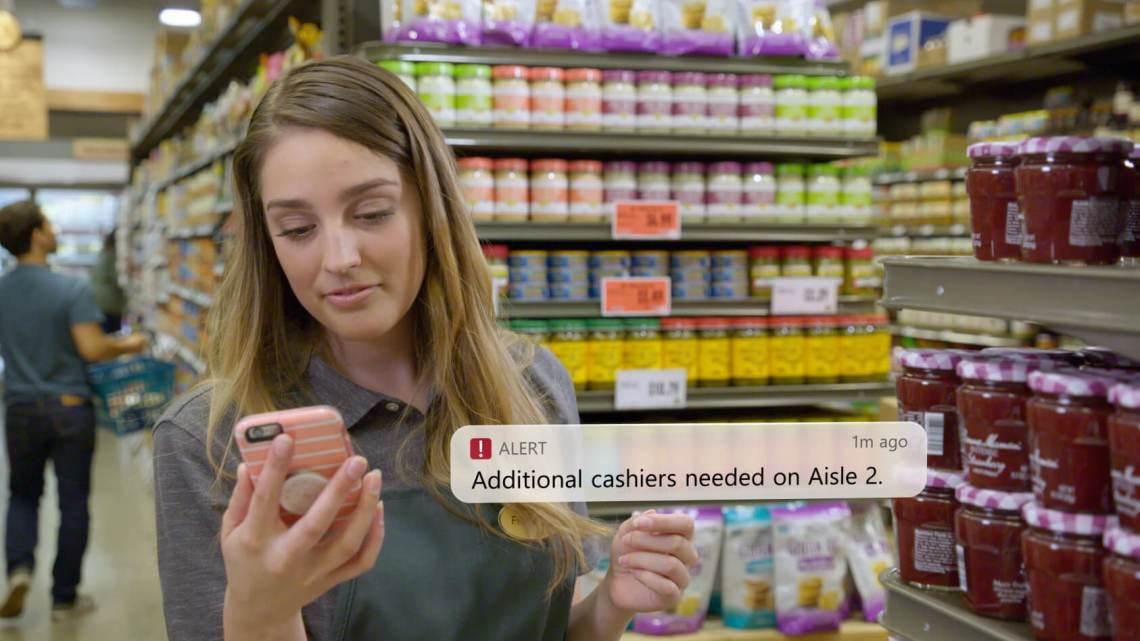 Microsoft Dynamics 365 puise dans IA et l'IoT pour transformer le retail – ICTjournal