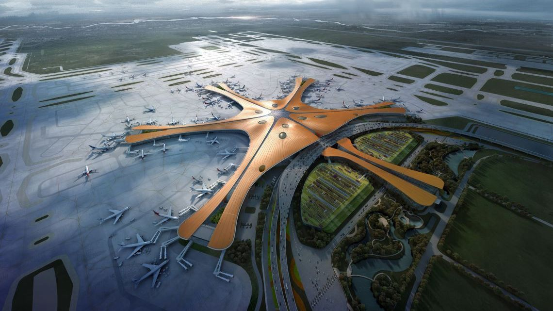 Pékin-Daxing : le plus grand aéroport du monde sera vert et connecté – Travel On Move