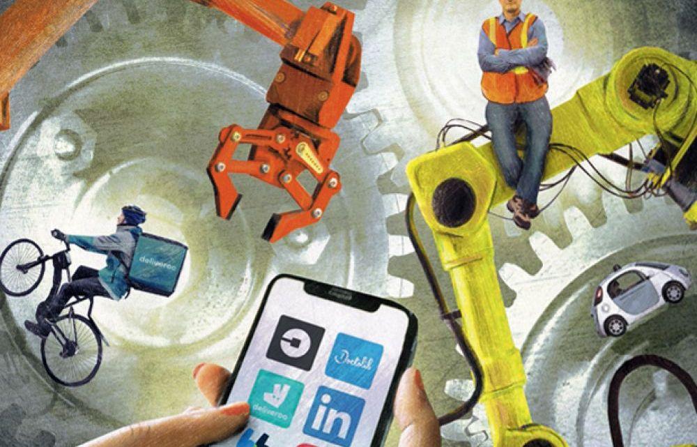 L'intelligence artificielle va-t-elle créer des emplois ? – Sciences et Avenir