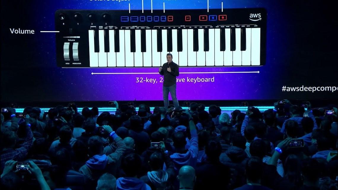 Amazon dévoile DeepComposer, son nouveau clavier musical basé sur le machine learning – IT Social | Média des Enjeux IT & Business, Innovation et Leadership – IT Social