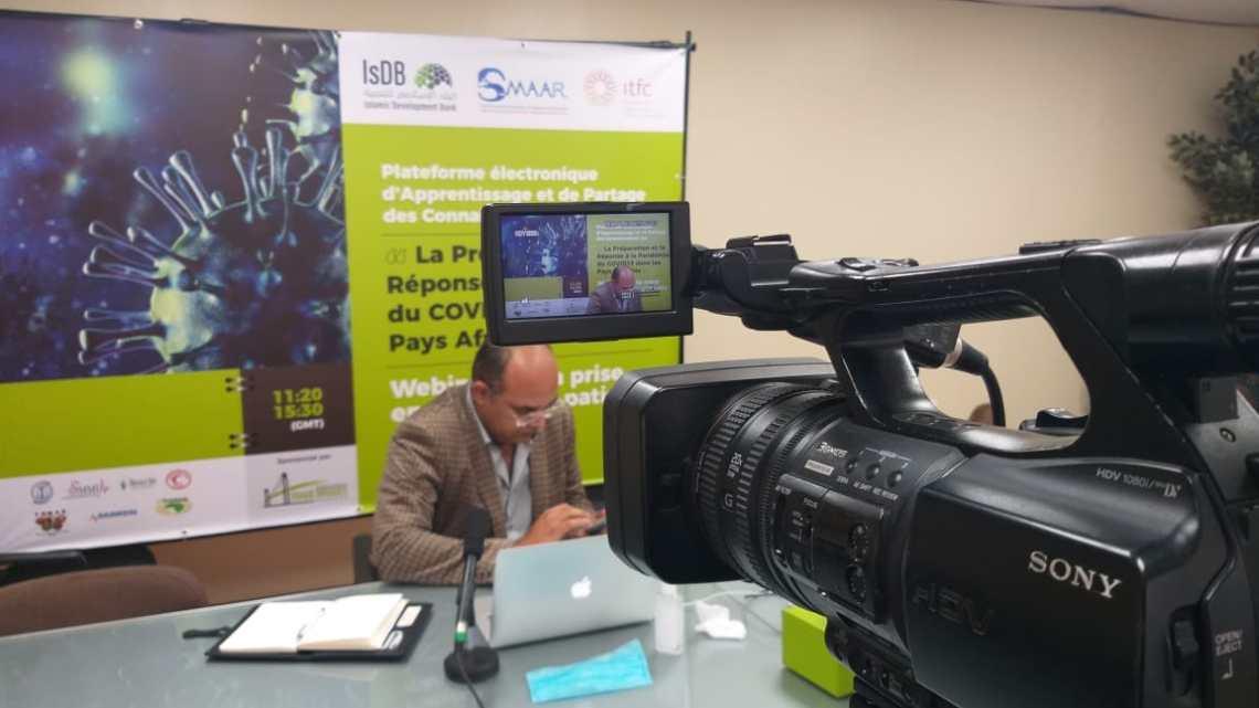Covid-19 : La BID Et L'ITFC Lancent Une Plateforme D'apprentissage En Ligne – Ecoactu
