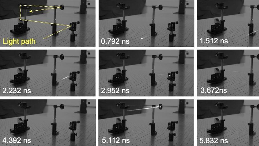Des chercheurs capturent en slow motion la propagation ultra rapide d'un laser – Les Numériques