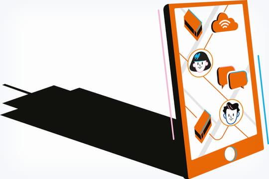 Avec la D2D, Orange transforme les smartphones en relais IoT – Maison et Domotique – Maison et Domotique