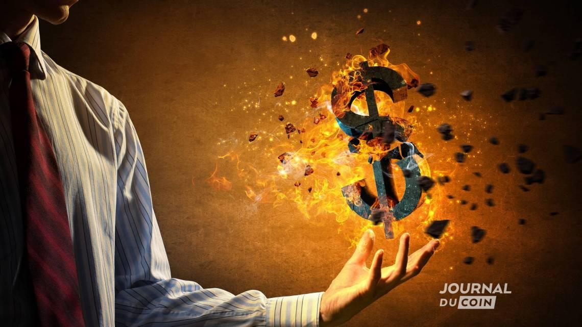 """""""Soyez prêts pour la fin des banques !"""" – Le patron des banques US alerte : la DeFi d'Ethereum, c'est le futur ! – Journal du Coin"""