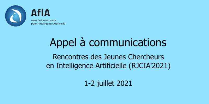 Appel à communications : Rencontres des Jeunes Chercheurs en Intelligence Artificielle – Intelligence artificielle – Actu IA