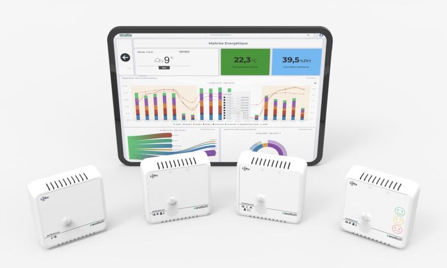 Les solutions IoT pour collecter, traiter et sécuriser les données – Filière 3E