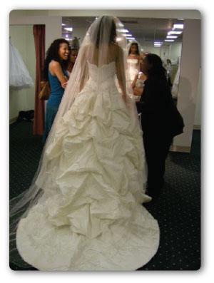 Bridal Illusion Wedding Veil