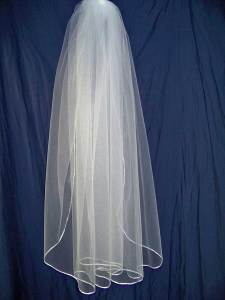 Traditional Bridal Veils