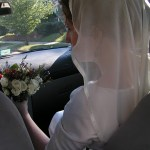 Chiffon Veil - Mantilla veil