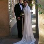 Cathedral veils - Chiffon Veil