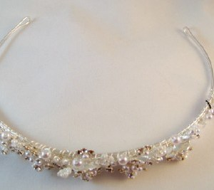 headband crown tiara T005