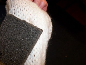 sweater stone removes pilling