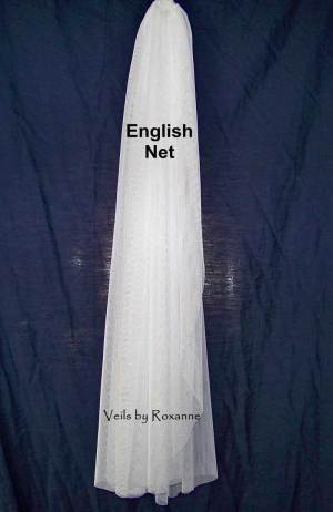English netting veils