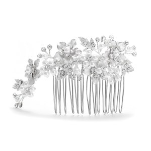 silver side comb