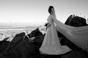 cathedral mantilla veil