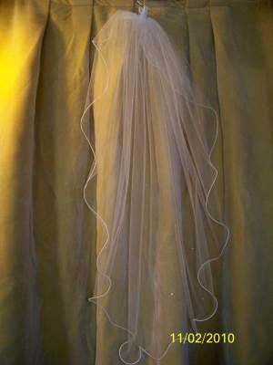 Waterfall veil