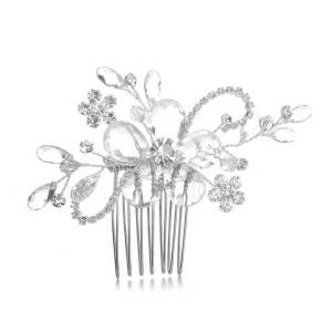 Mariell 3311HC Crystal Comb