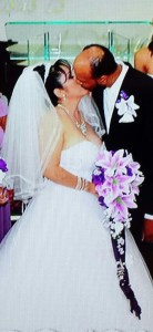 2 tier elbow length veil
