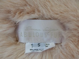 champagne blush wrap label