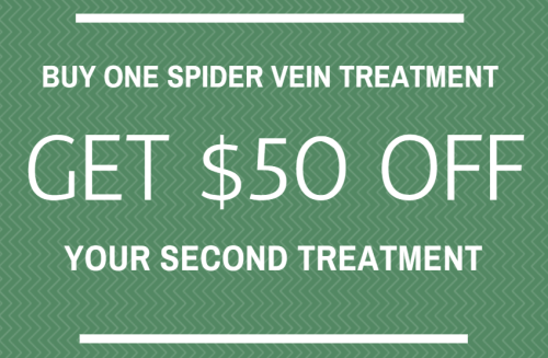 Coupon for Spider Vein Treatment