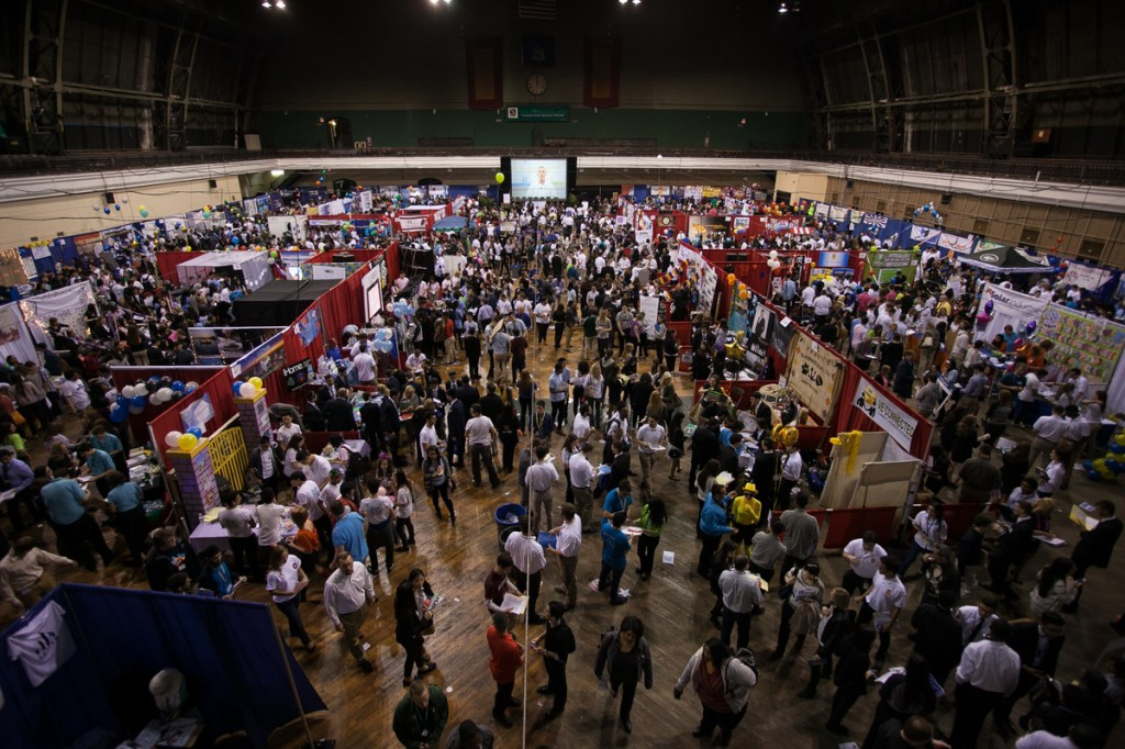 Youth Business Summit 2015 Virtual Enterprises International Trade Show
