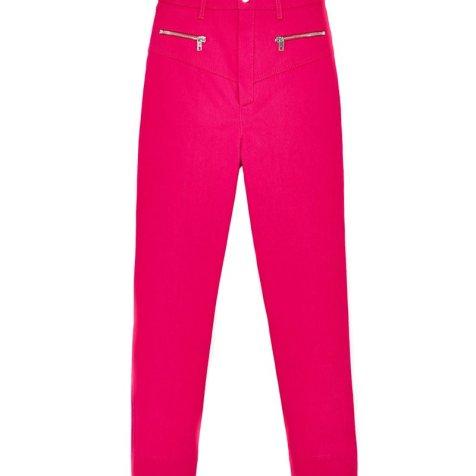 Click :: Pinkfarbene High Waist Hose