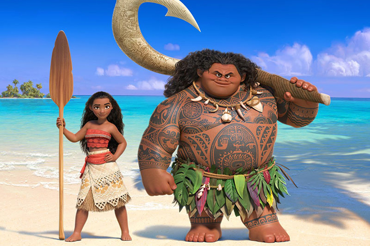 Dwayne ' The Rock' Johnson lets go of voice in ' Moana' | See