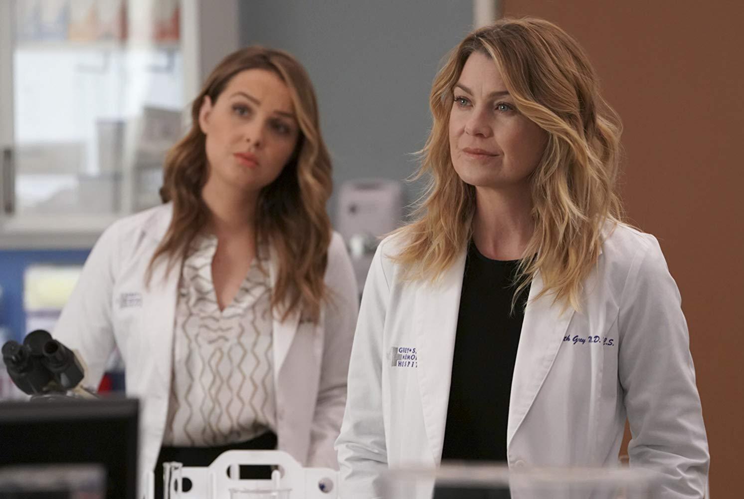 Grey's Anatomy' passa 'E.R.' como série médica mais longa da TV ...