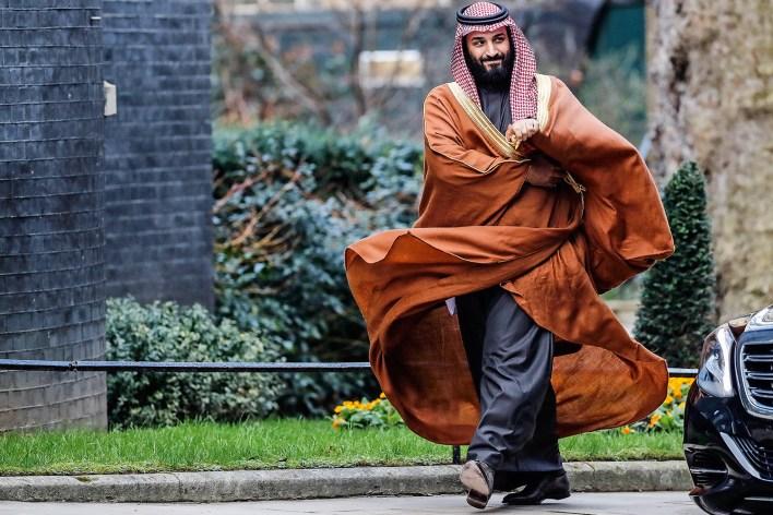 Mohammed bin Salman - príncipe da Arábia Saudita
