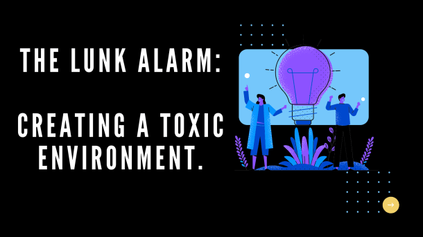 The Planet Fitness Lunk Alarm actually creates a toxic environment. [https://www.vekhayn.com]