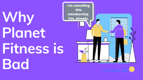 Why Planet Fitness is Bad [https://www.vekhayn.com]