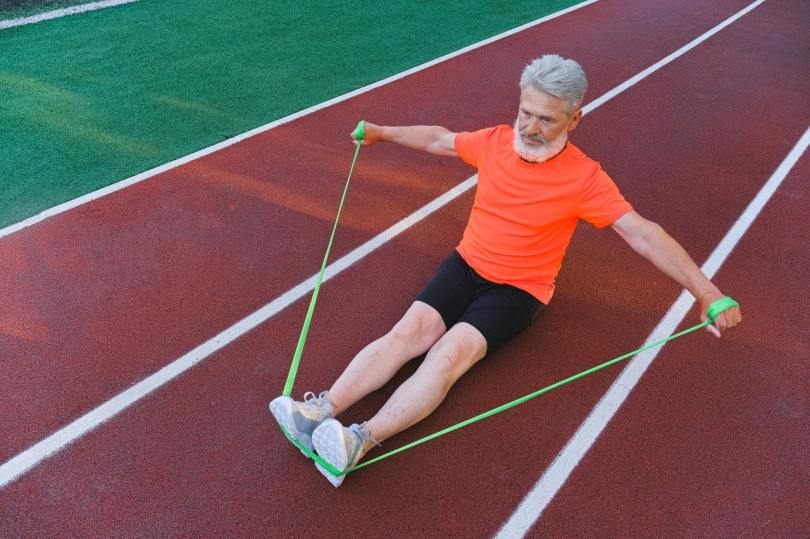 Can resistance bands build muscle? Photo byAnna ShvetsfromPexels