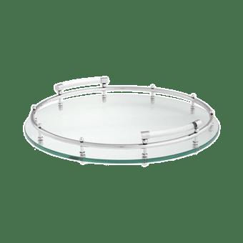 Round tray Eichholtz