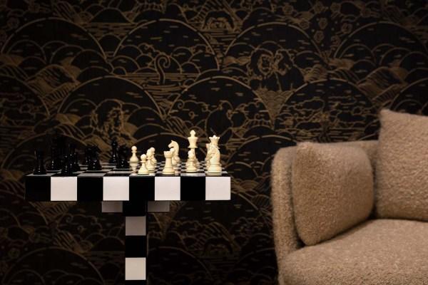 Chess table Moooi
