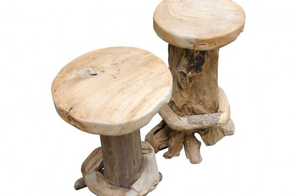Tavoline Teak me 4 Stola