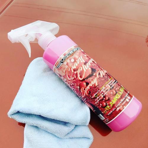 Crazy Cherry Spray Wax