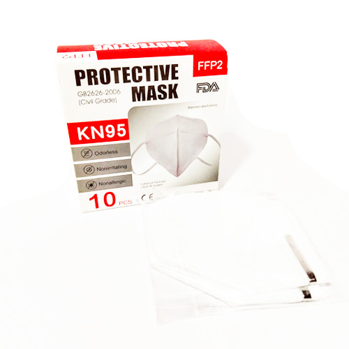 KN95 FDA APPROVED 10PC
