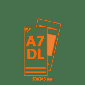Листовка А7