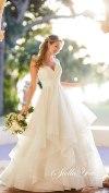 Velace Bridal Wedding Dresses Bellingham Ma - Wedding Dress, Casual Boho Beach Wedding Dress With Side Slit Sophia Tolli