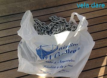 Letzte Vorbereitungen für die Überfahrt Kanaren-Cabo Verde